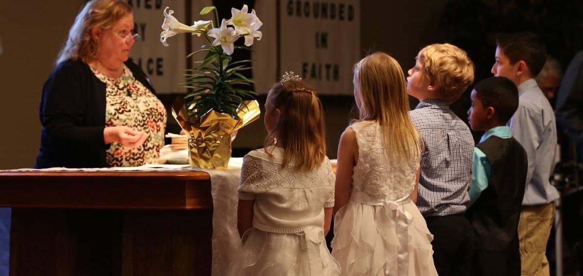 2015 1st communion