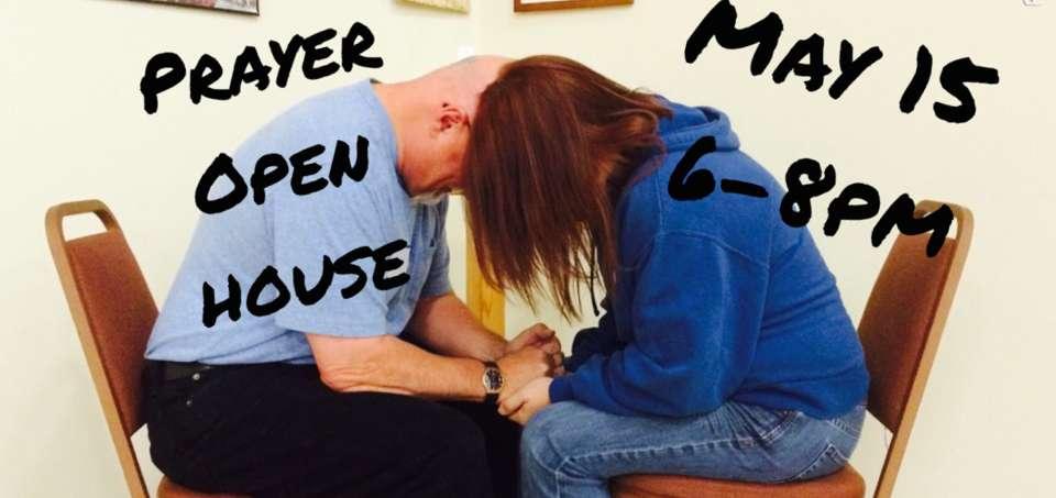 PrayerOpenHouse