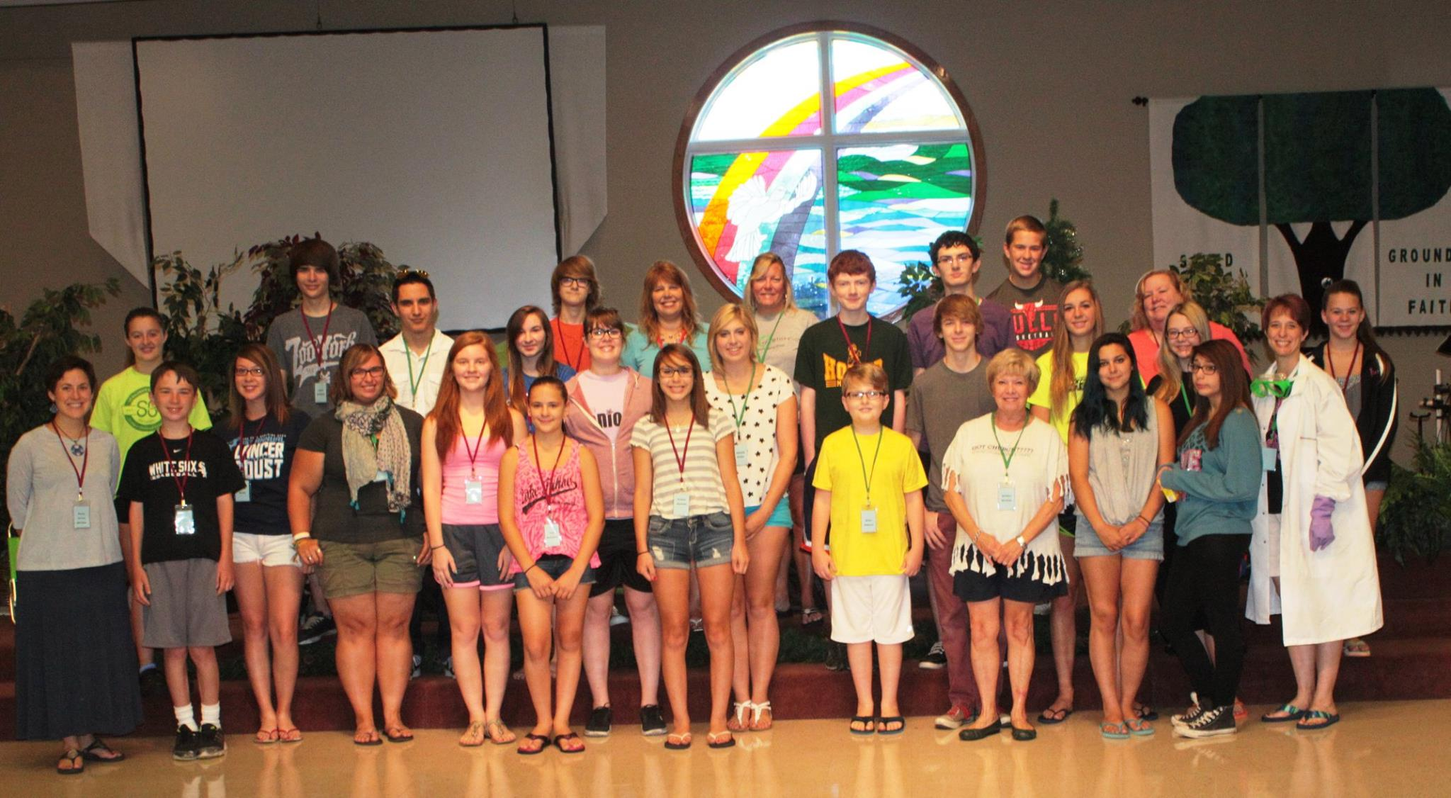 vbs volunteers