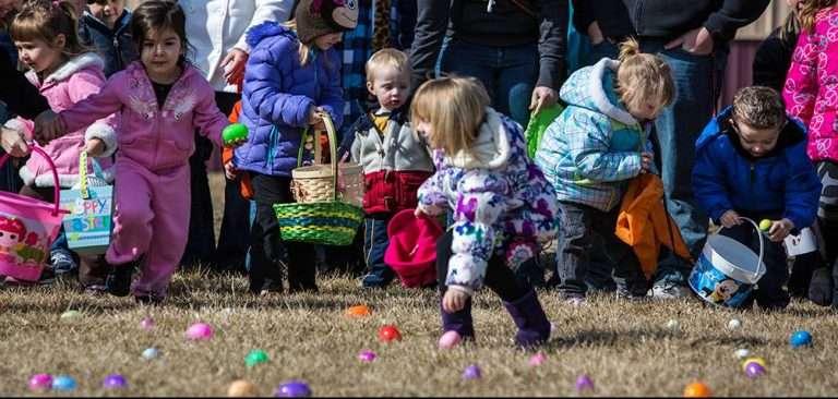 Event: Free Community Easter Egg Hunt – April 20