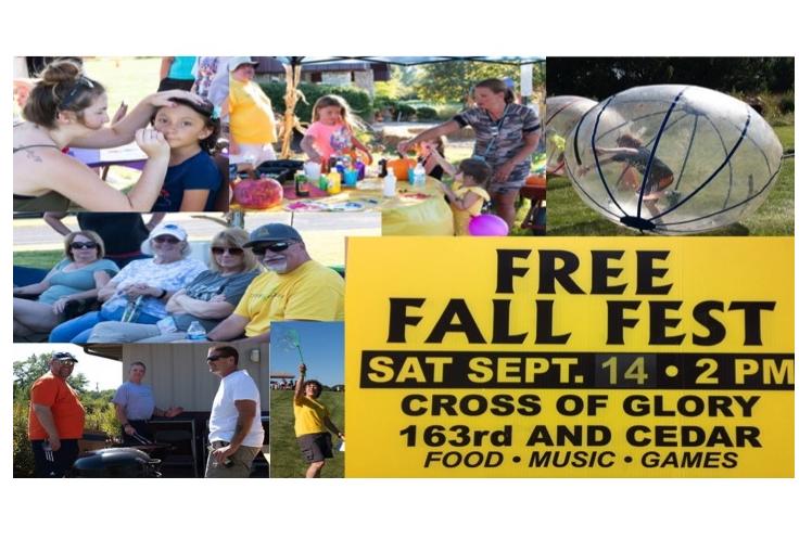 Free Fall Fest – September 14th