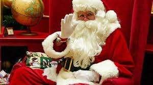 Santa Visit – December 14th