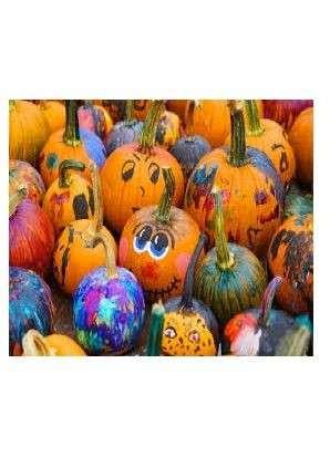 Pumpkin Painting – October 3, 2020