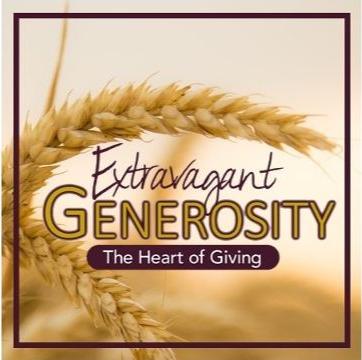 October 24, 2021 – Extravagant Generosity (Sermon Only)