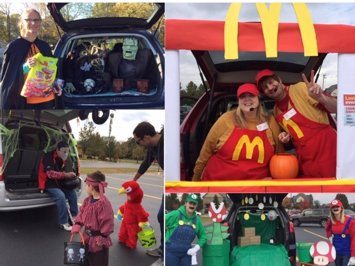 Trunk or Treat – October 30, 2021 – 1:00 to 2:00 pm